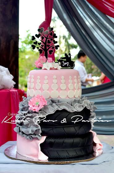 Lalaine Demillo's Cake