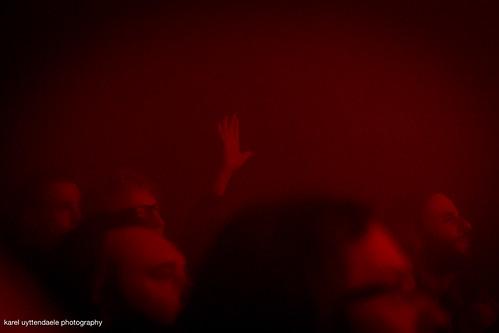 Sunn O))) Paradiso mashup foto -