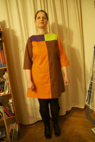 Beat-Kleid