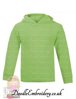 Hoodie - Lime Green copy