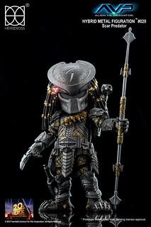 威震宇宙的恐怖獵人《終極戰士》Herocross 系列超Q登場~