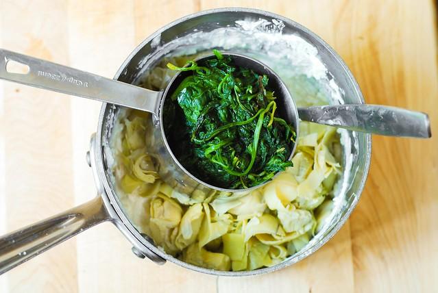 easy spinach dip, gluten free spinach dip, gluten free appetizers, gluten free dips