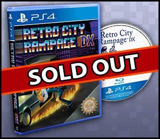 Retro City Rampage DX Updates