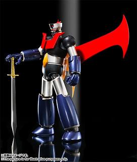 【新增官圖與販售資訊】《超級機器人超合金》五週年紀念商品 - 無敵鐵金剛Z ~鋼鐵塗裝版~