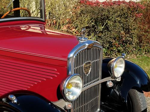 red france classic cars car club sedan french rouge automobile antique salon autos common peugeot berline 201 picardie 2015 oise clermontois collectionneurs 201c multicollections avrechy