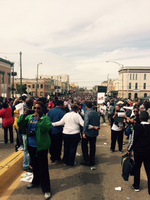Overall Leader, Selma: A Tribute to Rev. James Orange