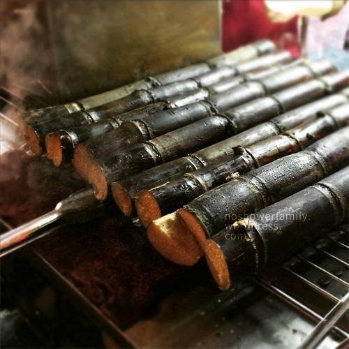 BBQ Sugarcane