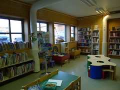 Barneavdelingen får nye bokkrybber