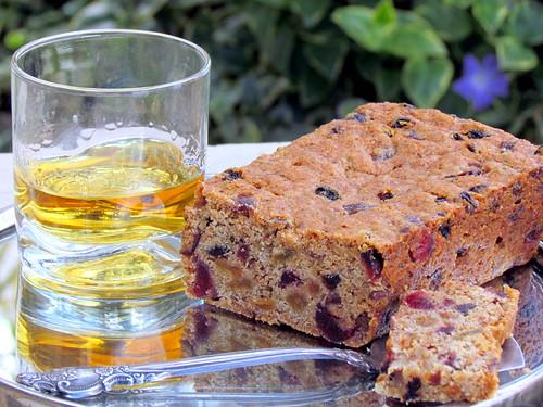 Whisky Lancheon Cake