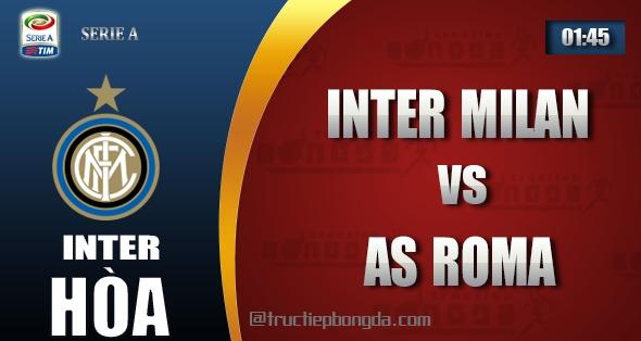 Inter Milan, AS Roma, Thông tin lực lượng, Thống kê, Dự đoán, Đối đầu, Phong độ, Đội hình dự kiến, Tỉ lệ cá cược, Dự đoán tỉ số, Nhận định trận đấu, Serie A, Serie A 2014/2015, Vòng 32 Serie A 2014/2015, Inter, Roma