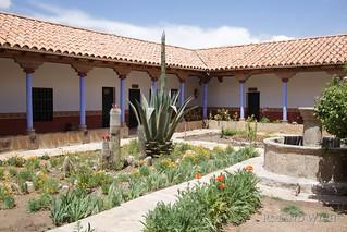Potosí - Convento Santa Teresa