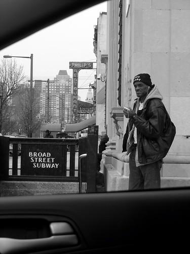 Street / Philadelphia, PA / March, 2015