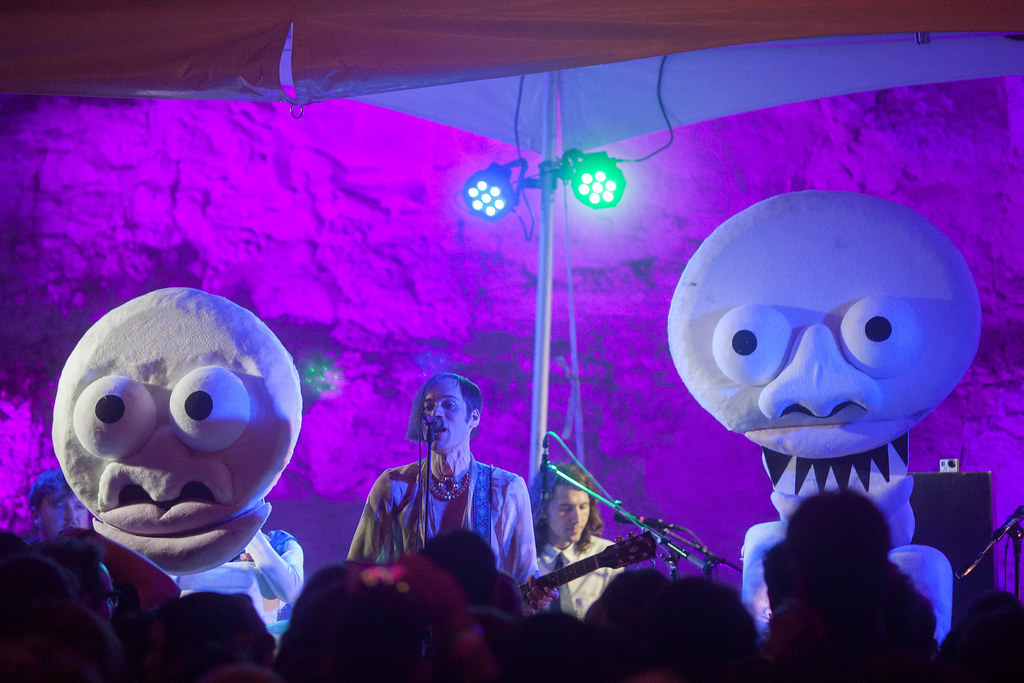 Of Montreal | Cheer Up Charlie's | SXSW | March 19, 2015