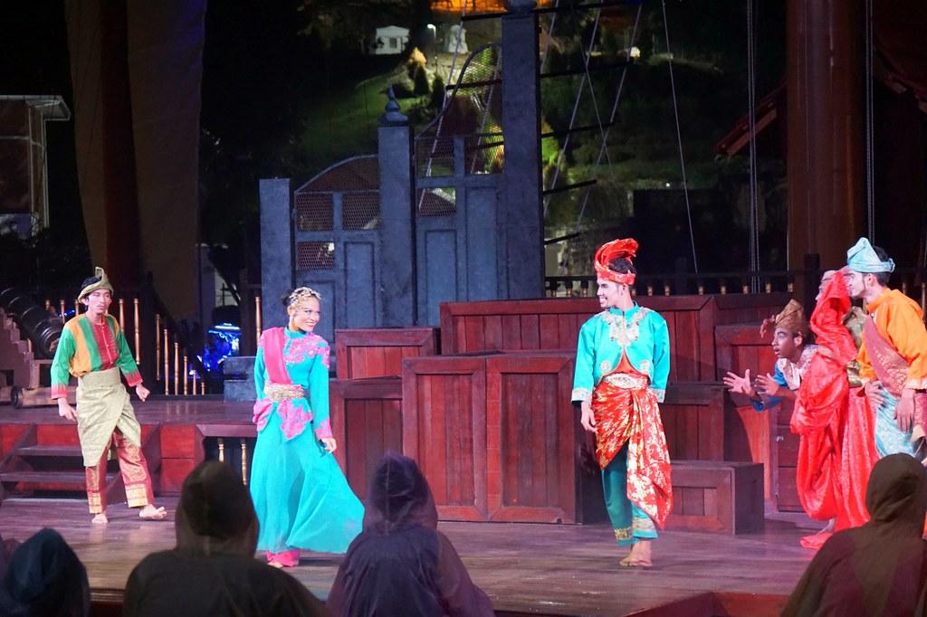 The Melaka Cultural Performance Show @ Melaka Alive, Dataran Pahlawan -002