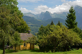 Morillon, Haute-Savoie