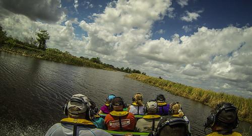 Blue Cypress Swamp Air Boating-44