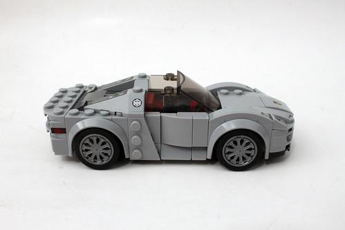 LEGO Speed Champions Porsche 918 Spyder (75910)