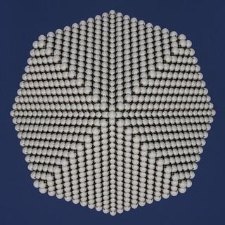 Right Angle Pyramid Octahedron Stellation