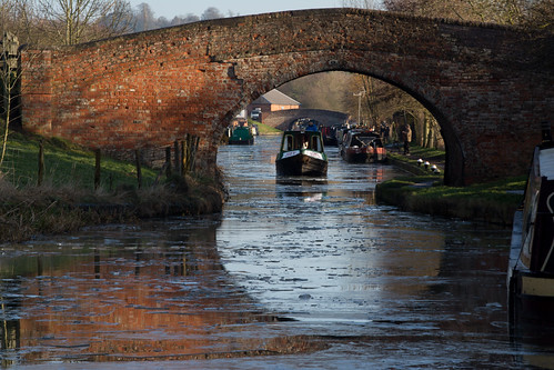 20141231-47_Braunston - Brick Bridge - Narrow Boat Joey - Grand Union Canal
