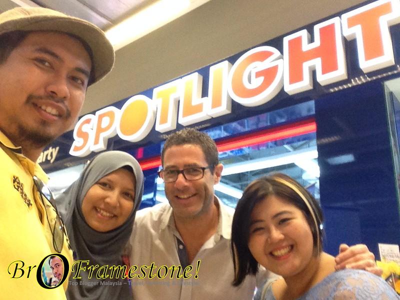 Spotlights Malaysia dibuka di IPC, Mutiara Damansara