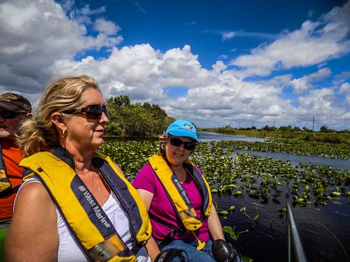 Blue Cypress Swamp Air Boating-7