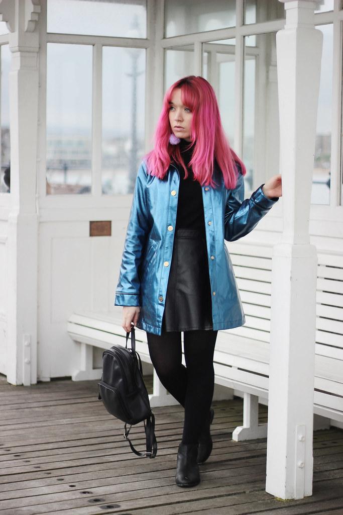 blogger-pink hair