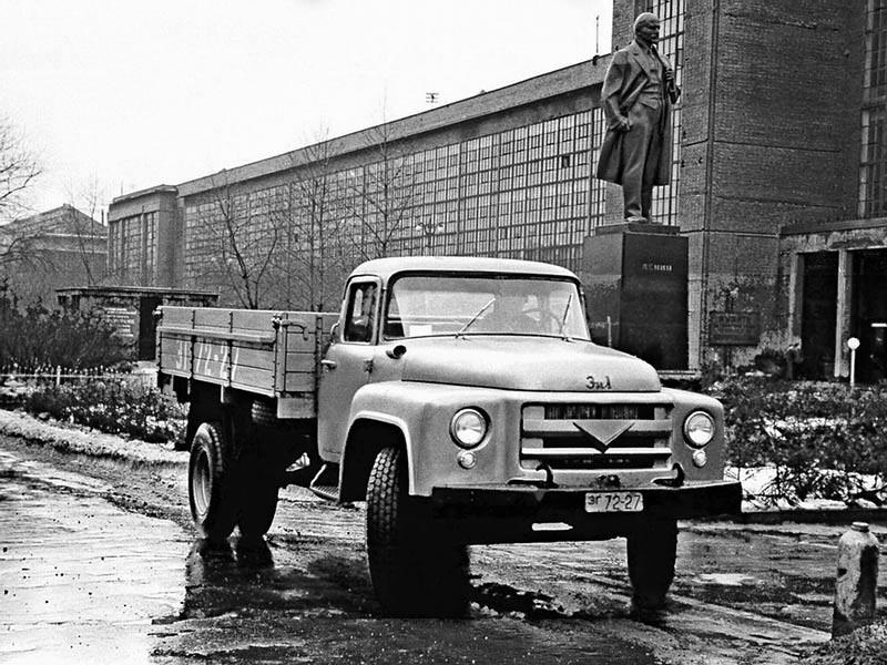 ЗиЛ-130 стал впоследствии настоящей легендой