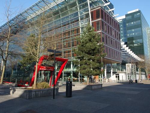 Walk in amsterdam zuid beatrixpark zuidas business for Design consultancy amsterdam
