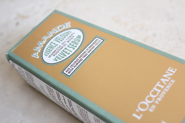 L'Occitane Almond Velvet Serum review