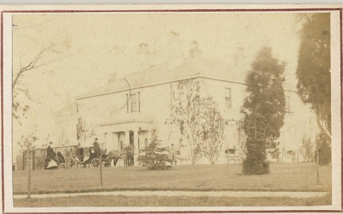 Large House, Unidentified location, Hinckley?