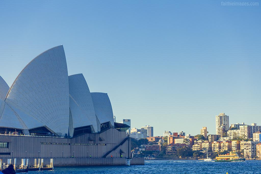 Sydney's bay