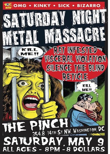 Saturday Night Metal Massacre