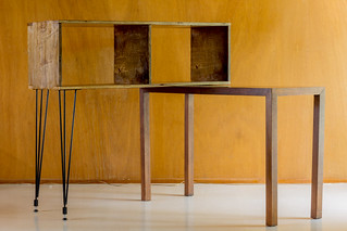 79/365 - Mid Century Standing Desk