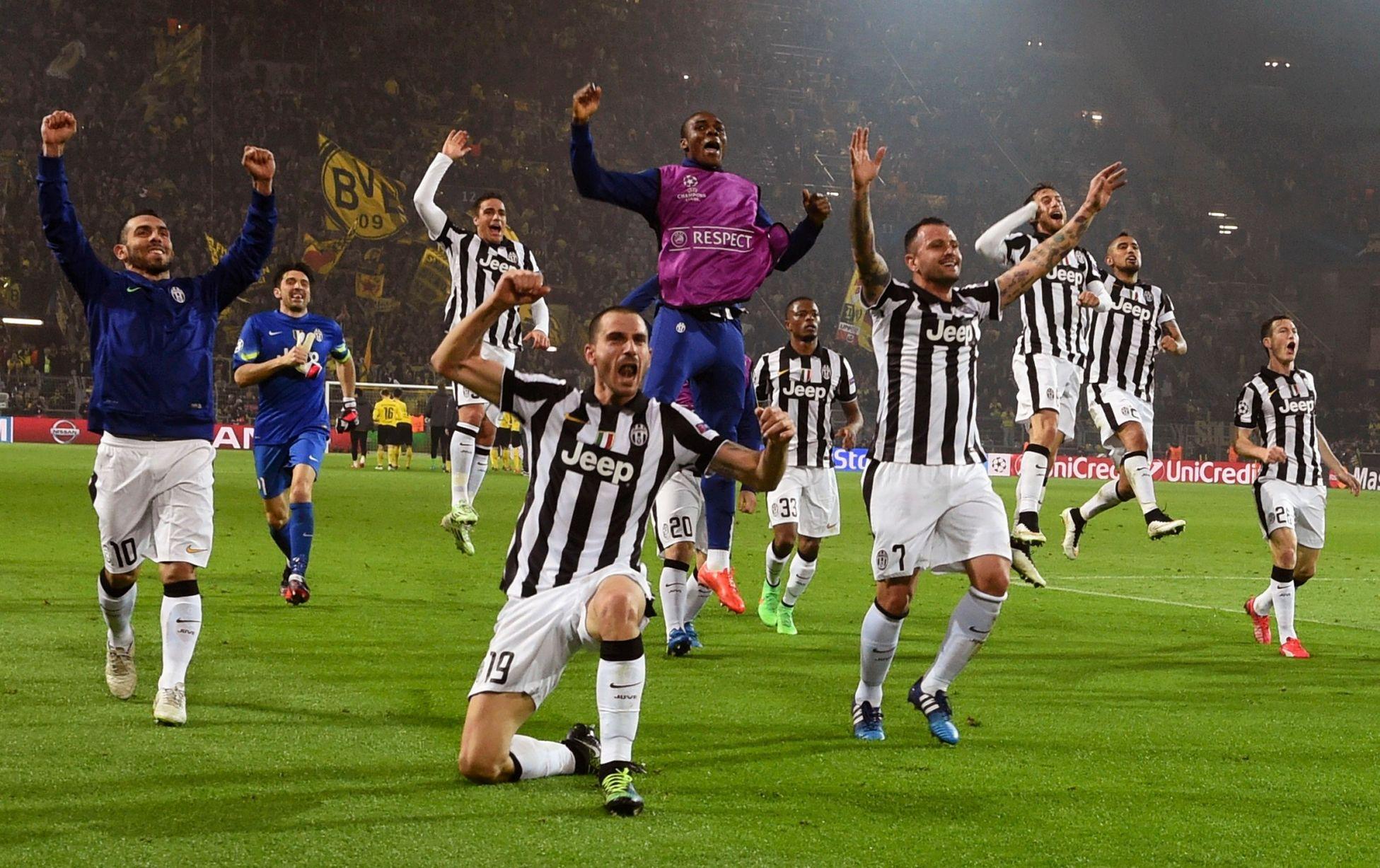Borussia-Dortmund-v-Juventus