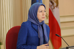 Maryam Rajavi ? National Council of Resistance of Iran session ? 14 March 2015 -10