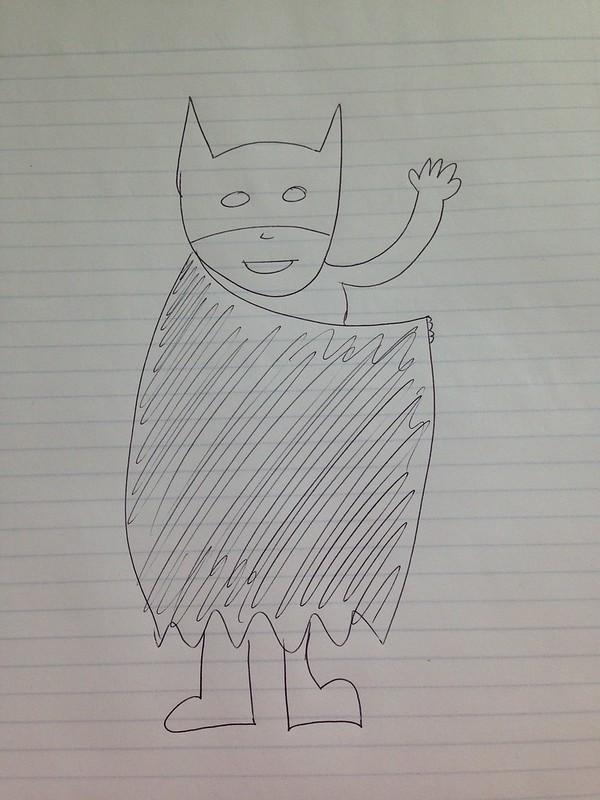 Batman in 15 seconds
