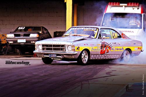 Chevrolet Opala - Arrancada