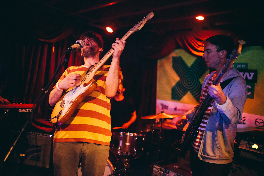 Twinsmith at Red Eyed Fly | SXSW 2015 | 3.21.2015