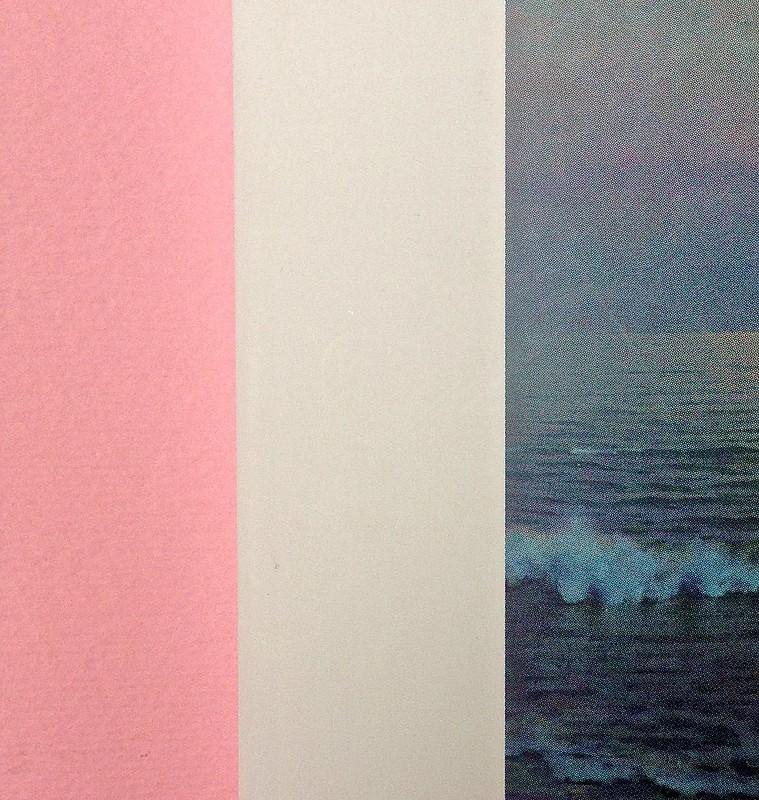 Virgina Woolf, Gita al Faro. Einaudi 2014. Progetto grafico di 46xy. Copertina (part.), 2