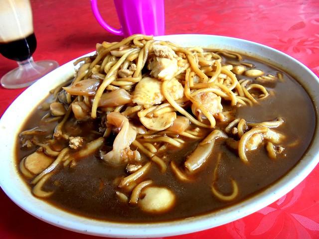Pahlawan Foochow fried noodles 1