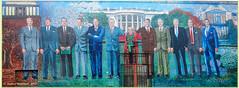 Presidential Mural