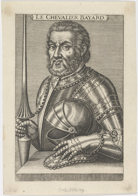Bildnis des Chevalier Bayard