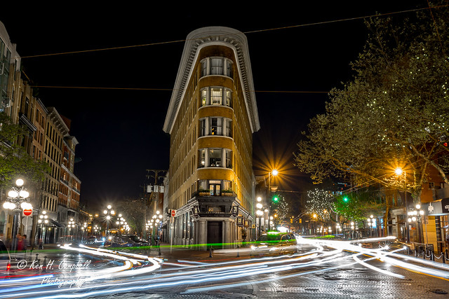 Hotel Europe, Gastown Vancouver