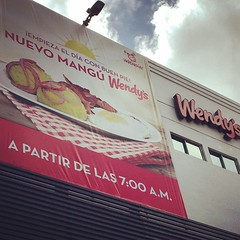 DR Travelouge - Santo Domingo - Wendys - Mangu