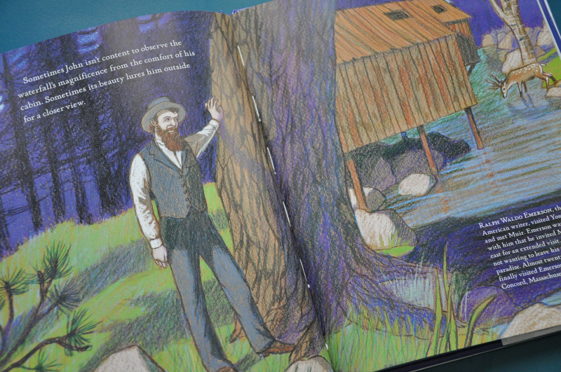 John Muir @ Mt. Hope Chronicles