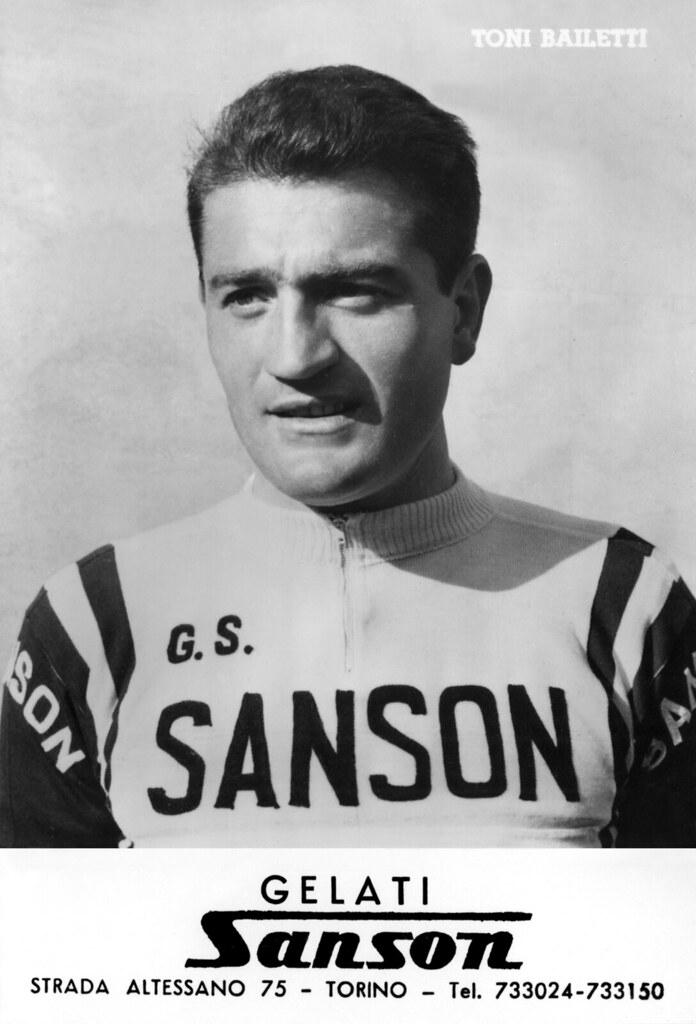 Toni - maglia Sanson