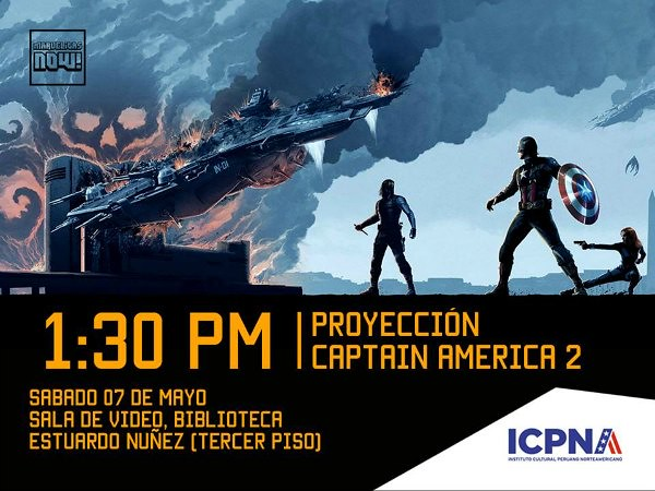 Free Comic Book Day - Bibliotecas ICPNA