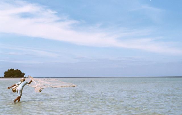Fisherman wide