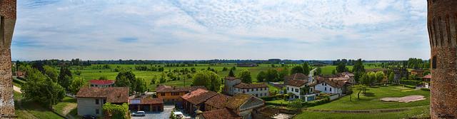 Maggio 2016- veduta Borgo Sotto