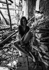 Rosa ruinas